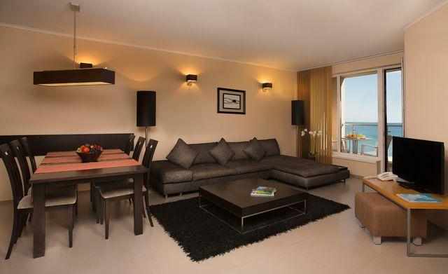 Obzor Beach Resort - 3-bedroom apartment